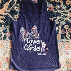 Disney 2017 Flower and Garden Fest tank